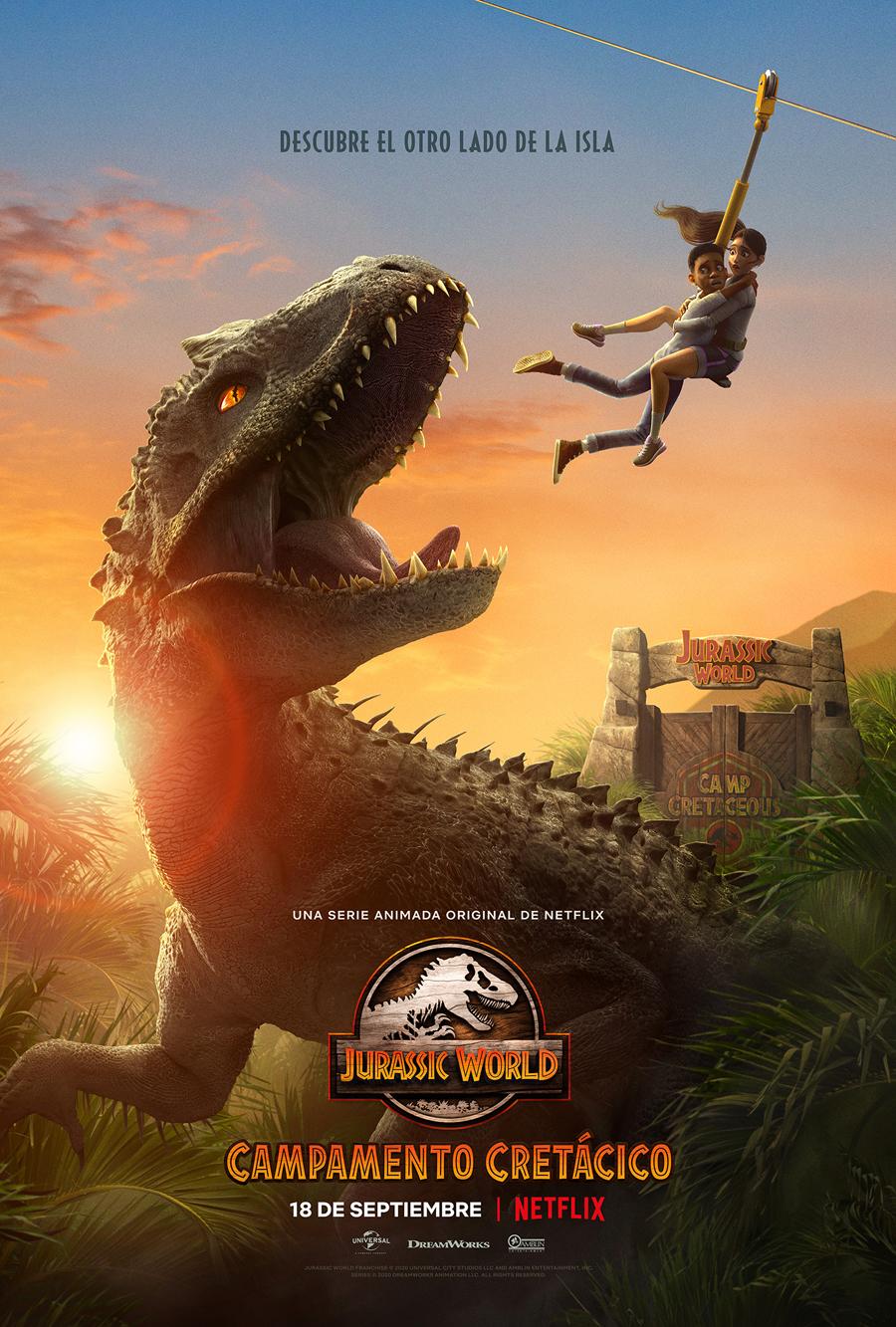 Campamento-Cretacico-Cinema-Gizmo